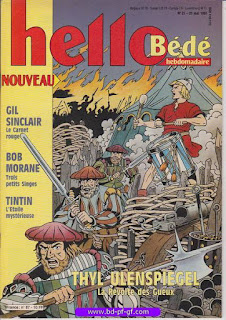 Hello-Bébé, numéro 21, 1991, Thyl Ulenspiegel