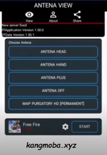 Apk Mod Antena Injector Free Fire