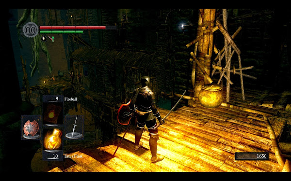 Dark Souls (ISO + Jtag/RGH) XBOX 360 Screenshots #5