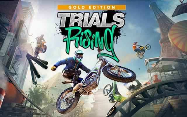 متطلبات تشغيل لعبة Trials Rising للكمبويتر