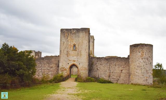 Castillo cátaro de Puivert, Francia
