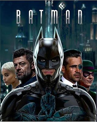 Pattinson lejos ser Batman