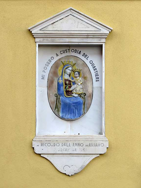 Votive image of Our Lady, Livorno