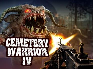 تحميل لعبة مقبرة المحارب Cemetery Warrior 4 مجاناً للكمبيوتر
