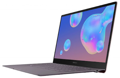 Samsung Galaxy Book S with 13.3-inch Display, 8GB RAM Launched