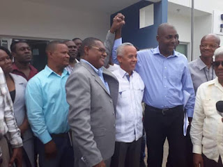 Autoridades dominico -haitianas acuerdan dejar abierto mercado binacional en Pedernales
