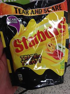 starburst trick or treat