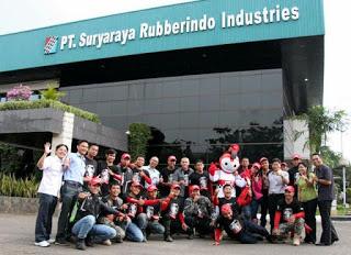 Lowongan Kerja Jobs : Operator Produksi, Operator Forklift Min Lulusan Baru Min SMA SMK D3 S1 PT Suryaraya Rubberindo Industries Membutuhkan Tenaga Baru Besar-Besaran Seluruh Indonesia