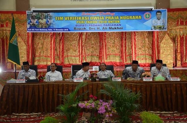 Ali Mukhni Ajukan ke DPRD Gaji Guru Honorer Setara UMR