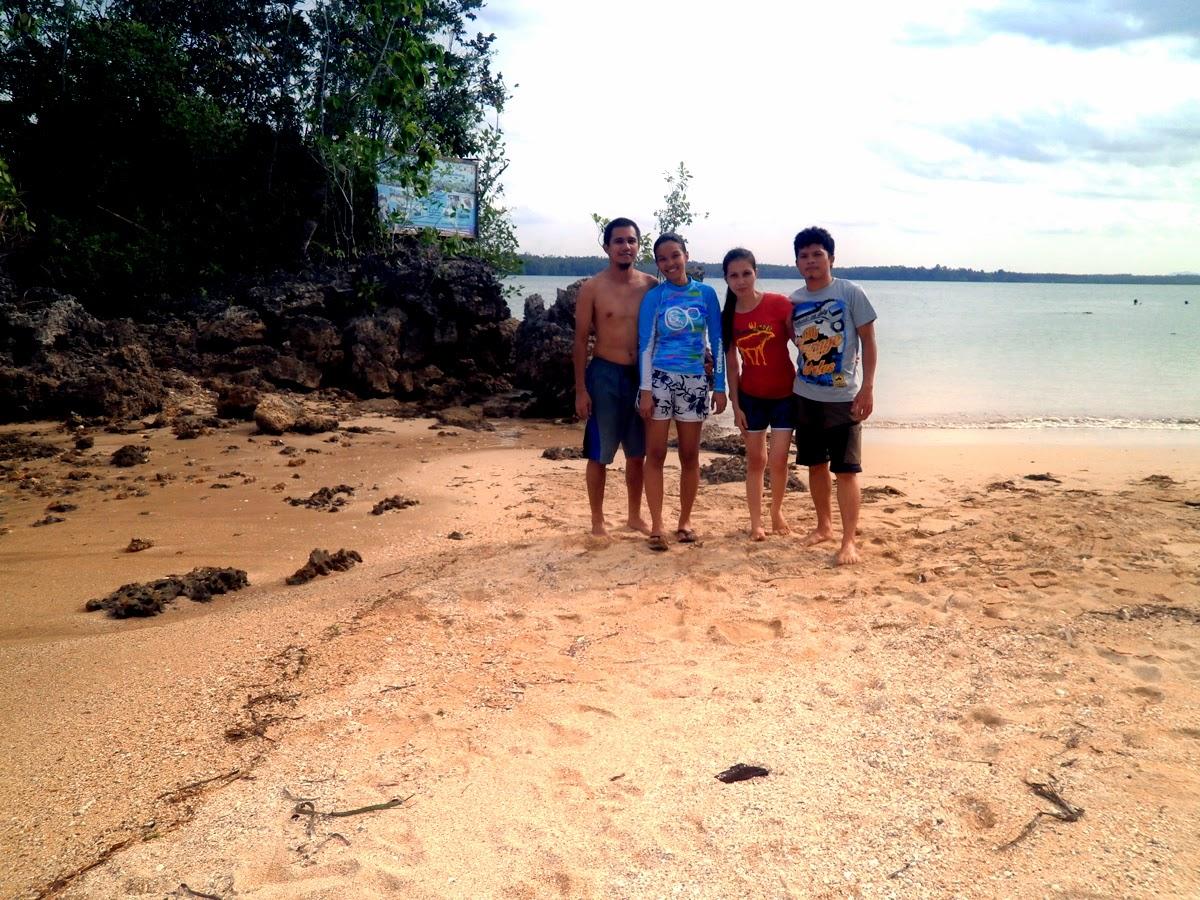 Island hopping Enchanted River