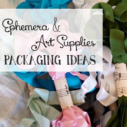 Ephemera Packaging Ideas