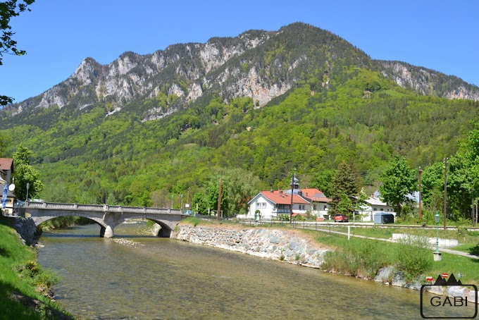 Reichenau z Raxem w tle