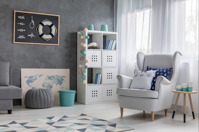 Living Room Storage Tricks from Top Interior Design Pros Picture