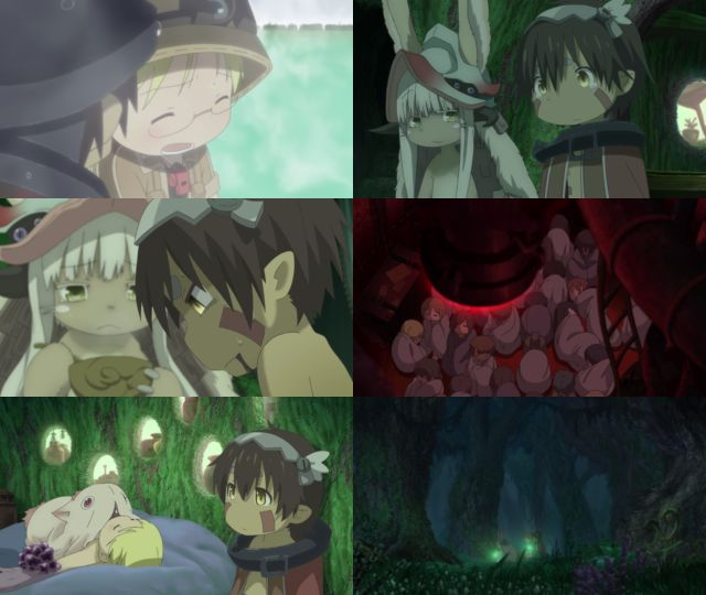 Made in Abyss: Crepúsculo errante (2019) HD 1080p y 720p Latino Dual