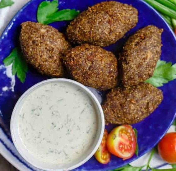 Kibbeh Recipe (How to Make Kibbeh) #appetizers #comfortfood