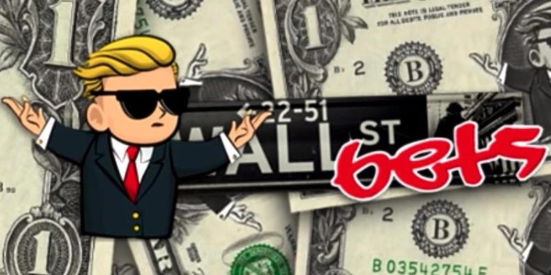 Wall Street Bets logo