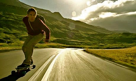 Ben Stiller in The Secret Life of Walter Mitty, Exotic Travel Locations