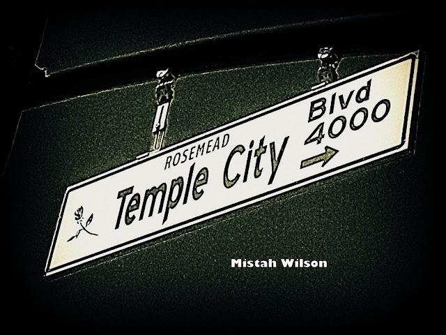 Temple City Boulevard, Rosemead, California, by Mistah Wilson
