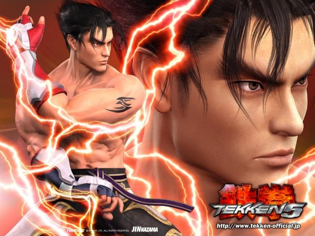 List of synonyms and antonyms of the word: tekken 5 game.