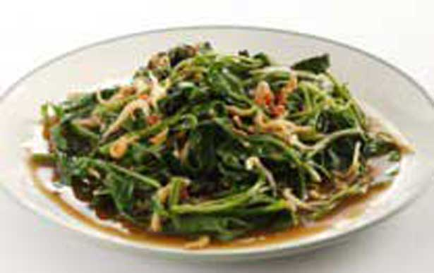 Resep Masakan Sayur Kangkung Tumis Teri Nasi Berisi