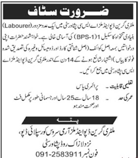 Jobs In Military Green Depo