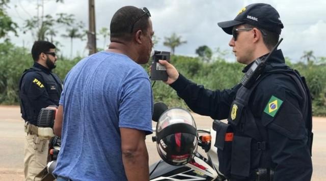 PRF recomenda cautela no trânsito durante o feriado de Corpus Christi