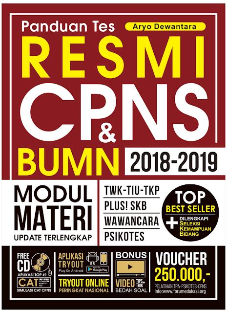 free download buku cpns