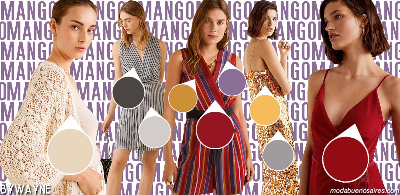 Moda primavera verano 2020: Colores de moda primavera verano 2020.