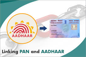 Link your Aadhar card with PAN Card Today - Last Date 31/06/2021