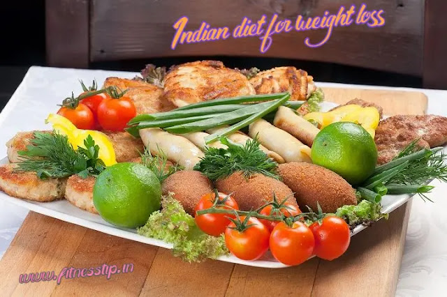 Indian diet for weight loss