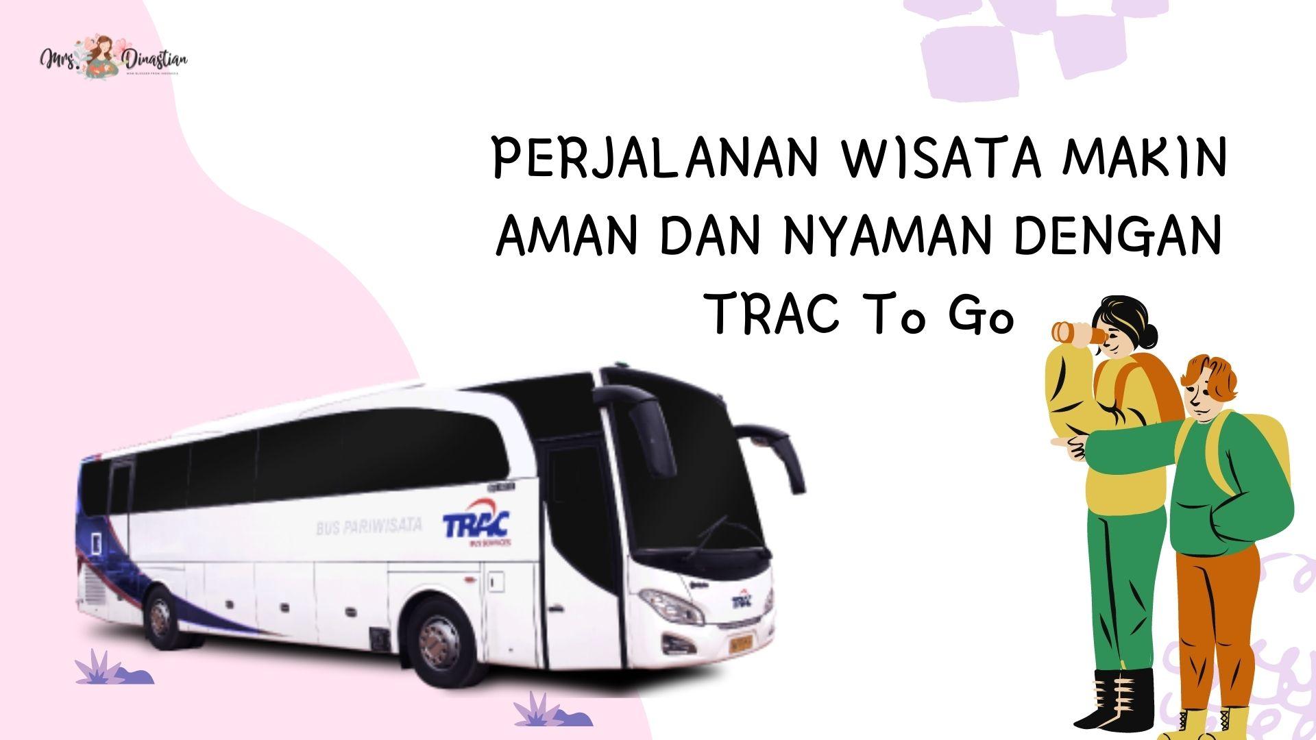 Sewa Mobil di TRAC To Go