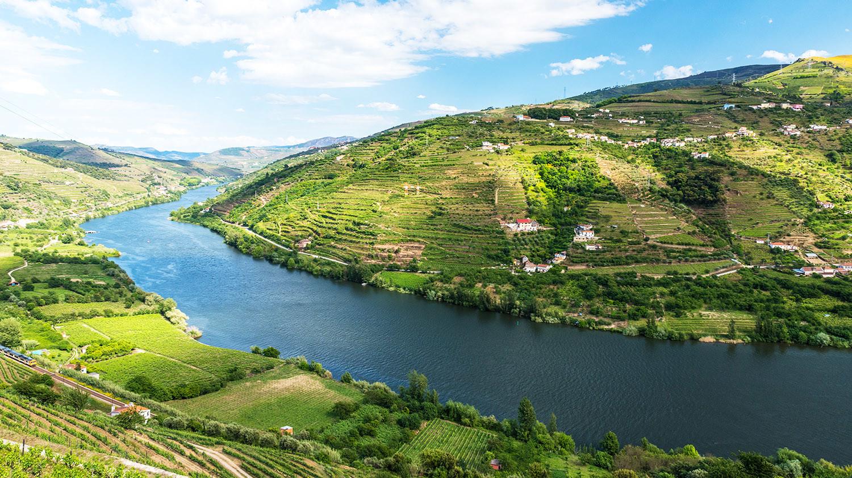 Долина Дору, Португалия