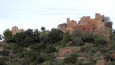 Castell de l'Eramprunyà