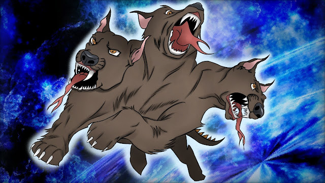 Cerberus (free anime images)