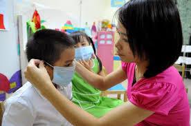 Cách phòng bệnh viêm amidan ở trẻ