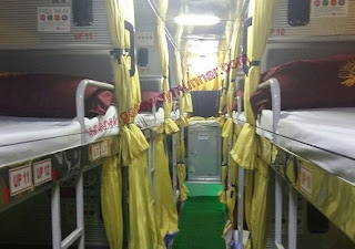 Bangalore to Munnar By Sleeper Coach