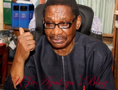 I Am NOT Sure IPOB Declaration As Terrorist Organisation Is Legal, But Its A Right Move - Buhari's Aide, Prof Sagay