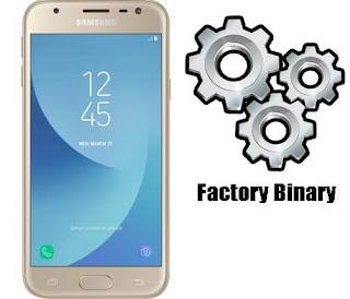 Samsung Galaxy J3 Pro SM-J3308 Combination Firmware