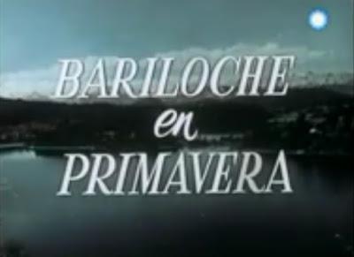 PRIMAVERA, BARILOCHE