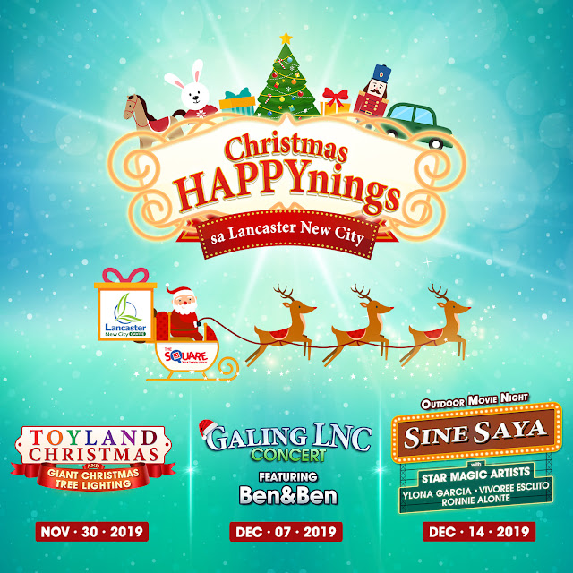 Exciting Christmas weekends await you