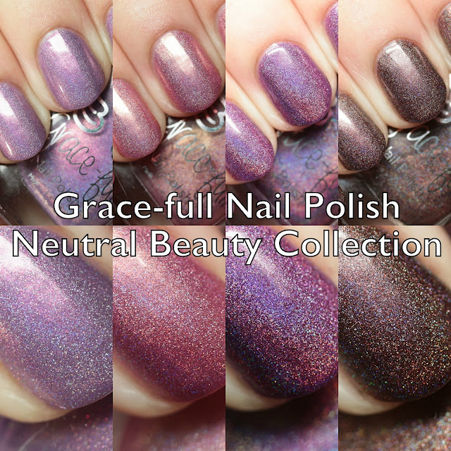 Grace-full Nail Polish Neutral Beauty Collection