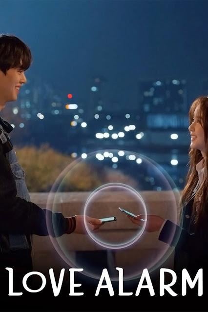 Sinopsis Love Alarm : Kim Jojo (Kim So Hyun) Sun Oh (Song Kang)