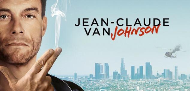Jean-Claude Van Johnson serial online