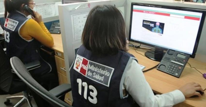CORONAVIRUS EN PERÚ: Suspenden 140 líneas telefónicas por llamadas falsa al 113 de Covid-19