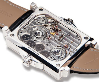 Calibre KCM-01-0 Montre Konstantin Chaykin Cinema Watch