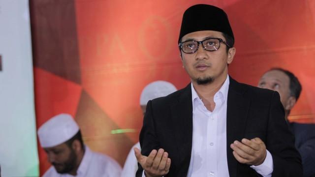Yusuf Mansur di Solo, Doakan Jokowi Terpilih Lagi