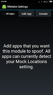 Mock Mock Location biar tuyul kita engga ke tahuan sama server gojek