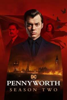 Pennyworth 2ª Temporada Torrent – WEB-DL 720p/1080p Dual Áudio