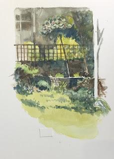 Roger Vignoles: Garden