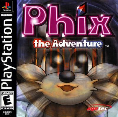descargar adventures of phix psx por mega